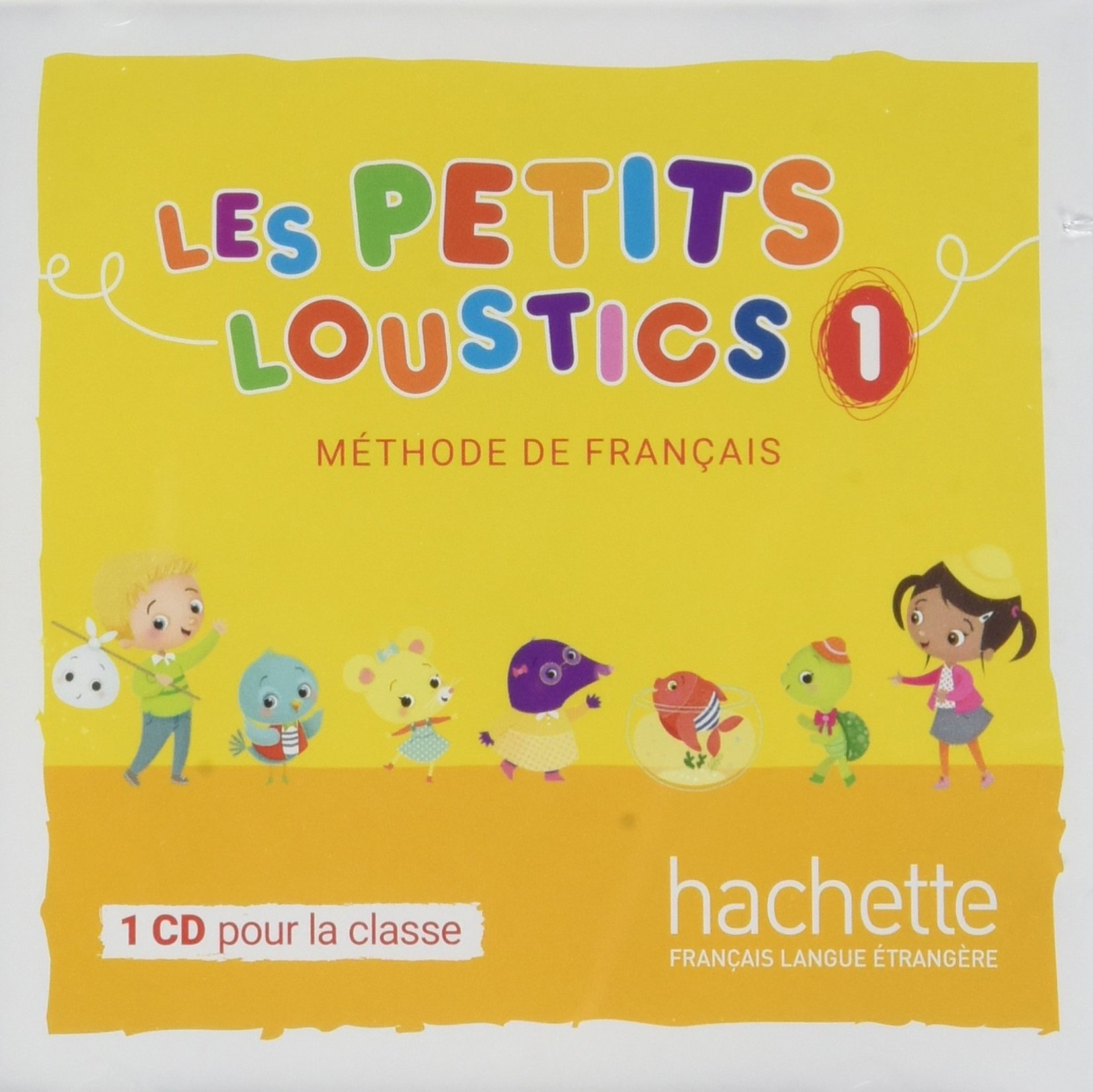Les Petits Loustics 1 CD audio classe (MP3)