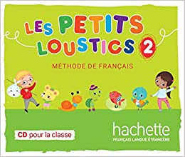 Les Petits Loustics 2 CD audio classe (MP3)