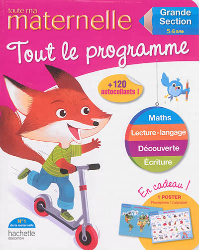 Toute ma Grande Section (5-6 ans)