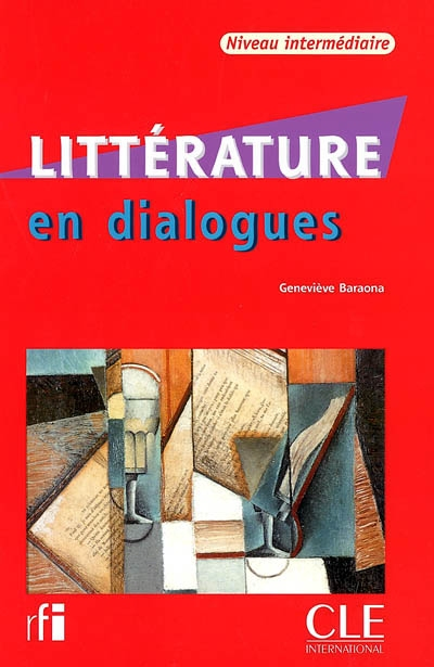 EN DIALOGUES LITTERATURE + CD AUDIO NIVEAU INTERMEDIAIRE