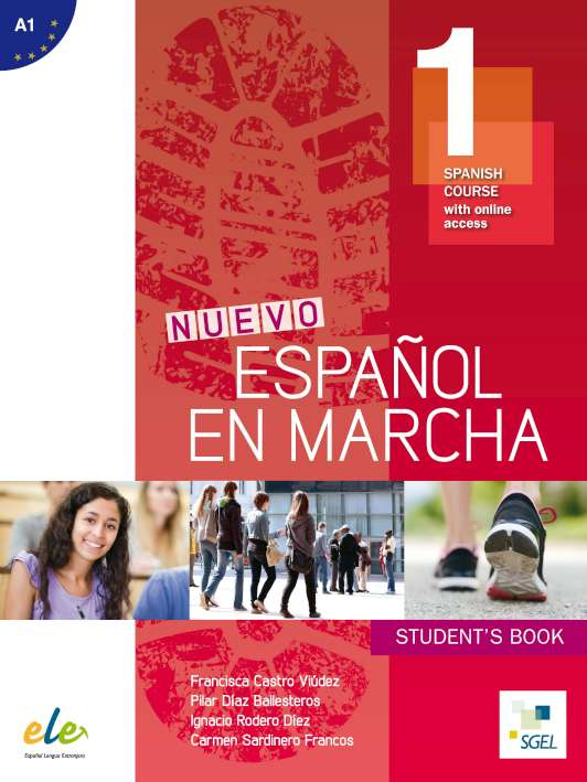 Español en Marcha 1 Libro del  Alumno +CD +Blinklearning code (English Edition)