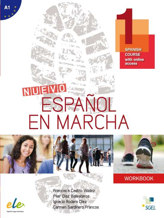 Español en Marcha 1 Ejercicios +CD + Blinklearning code (English Edition)