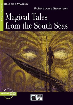 MAGICAL TALES FROM THE SOUTH SEAS+CD