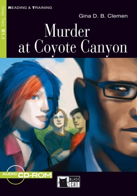 MURDER AT COYOTE CANYON+CDROM