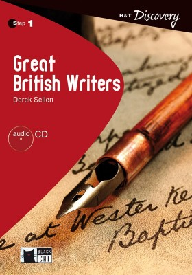 GREAT BRITISH WRITERS+CD