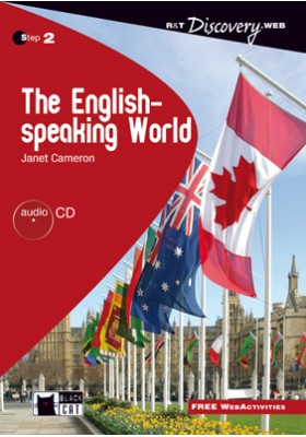 ENGLISH SPEAKING WORLD+CD