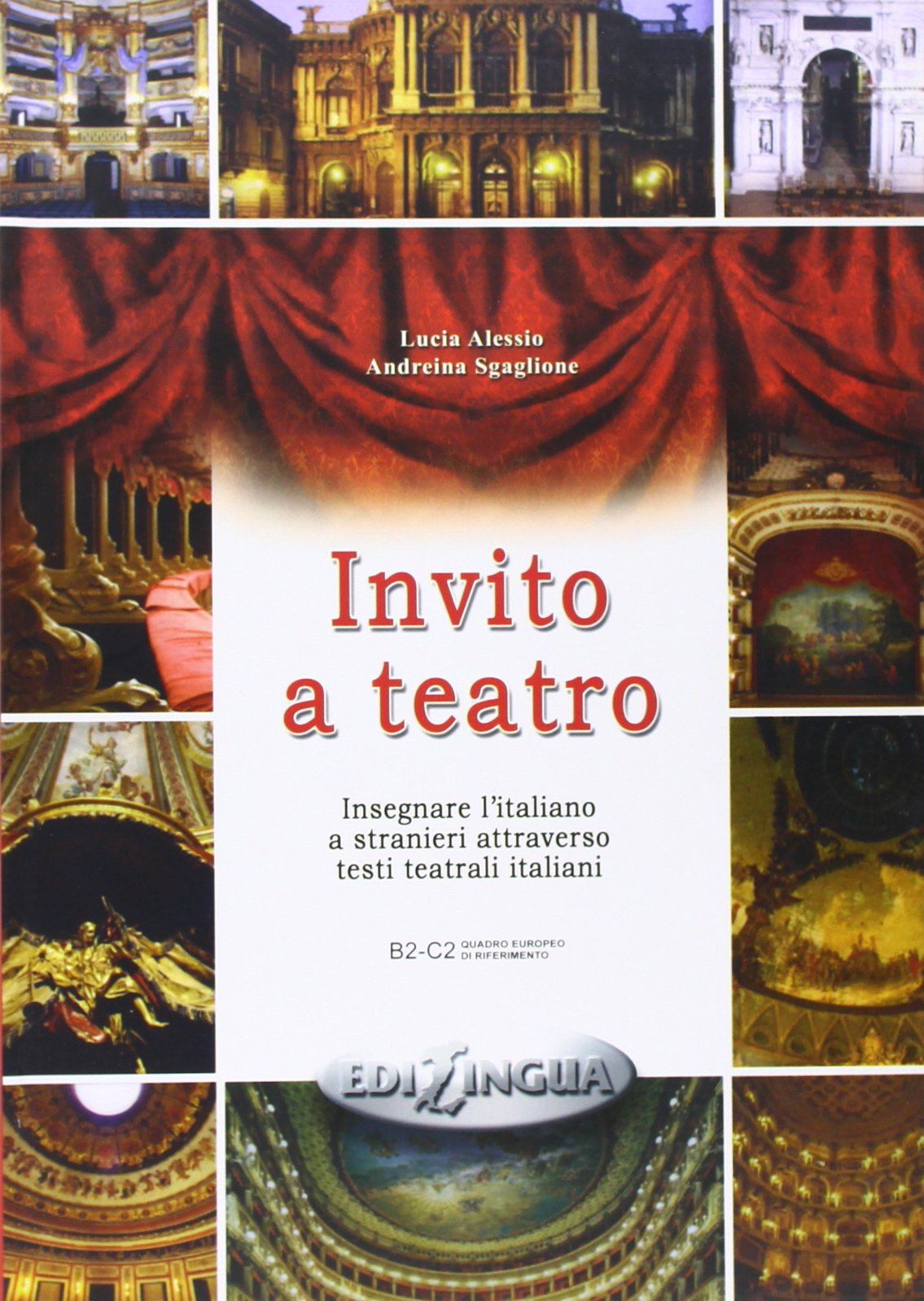Invito a Teatro - 172 pages