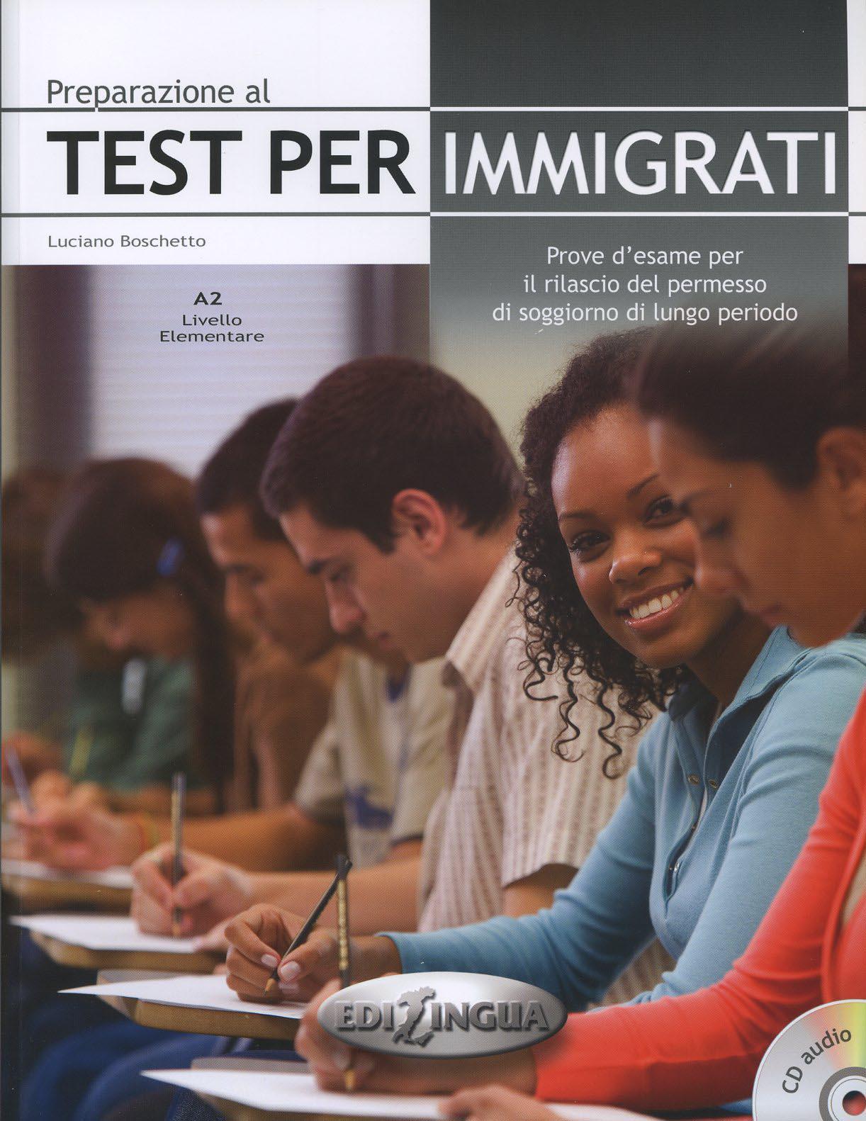 preparazione al test per immigrati prove d esame per il