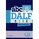 ABC DALF C1-C2 + LIVRET + CD AUDIO