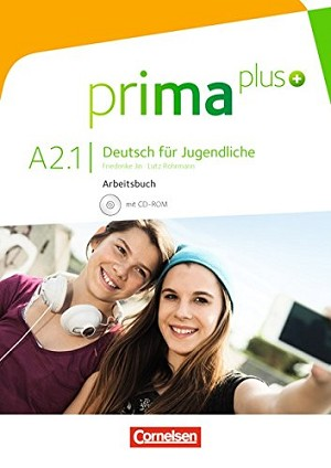 PRIMA PLUS A2/1 WORKBOOK