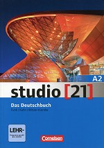 STUDIO 21 A2 STUDENT'S BOOK&DVD&ONLINE