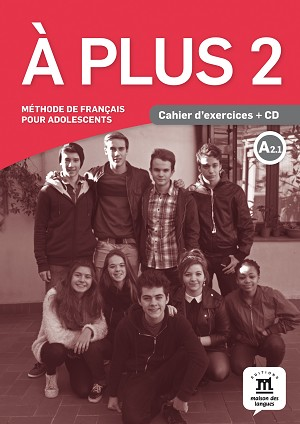 A plus 2  Cahier d´exercices+CD