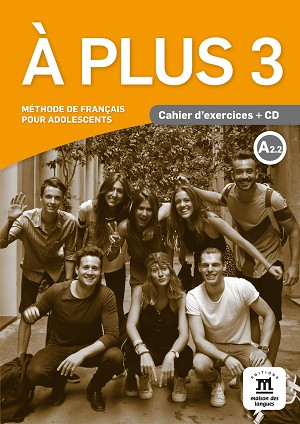 A plus 3 Cahier d´exercices+CD
