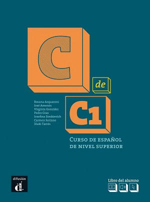 C de C1 Libro del alumno + MP3 descargable