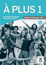 A plus 1 Cahier d´exercices+CD