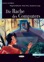 DIE RACHE DES COMPUTERS + CD - LEVEL A2