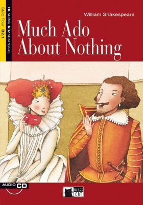 MUCH ADO ABOUT NOTHING+CD