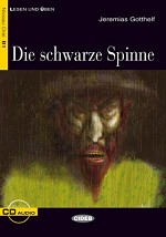 DIE SCHWARZE SPINNE + CD - LEVEL B1