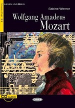 MOZART WOLFGANG AMADEUS + CD - LEVEL B1