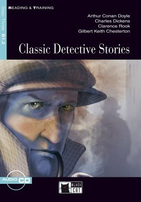CLASSIC DETECTIVE STORIE.+CD