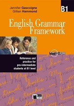 ENGLISH GRAMMAR FRAMEWORK B1+CD