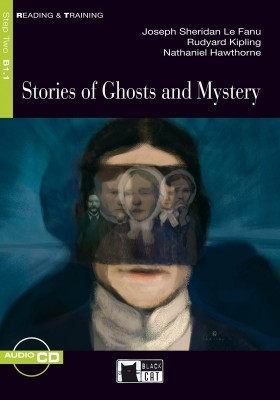 STORIES OF GHOSTS & MYSTERY+CD