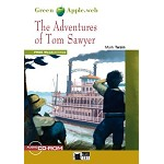 ADVENTURES OF TOM SAWYER+CDROM