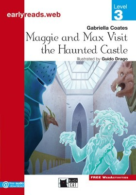 MAGGIE & MAX VISIT THE HAUNTED CASTLE