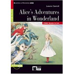 ALICE'S ADVENTURES IN WONDERLAND+CD