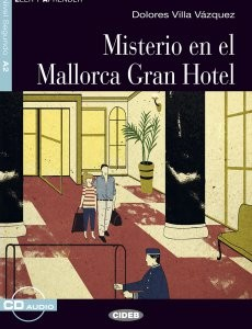 MISTERIO EN EL MALLORCA GRAND HOTEL + CD  NEW  A2