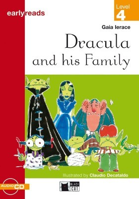 DRACULA AND HIS FAMILY+CD