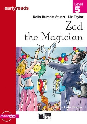ZED THE MAGICIAN+CD