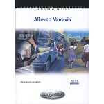 Alberto Moravia - 72 pages + CD audio