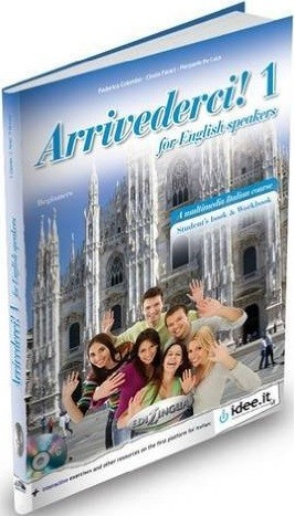 Arrivederci! 1 for English speakers - Libro + CD AUDIO