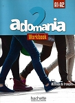 Adomania 2 Workbook with CD - English edition