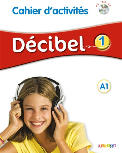 DECIBEL 1  CAHIER CD