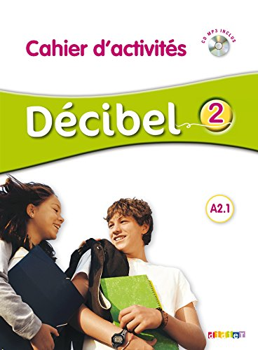 DECIBEL 2  CAHIER CD