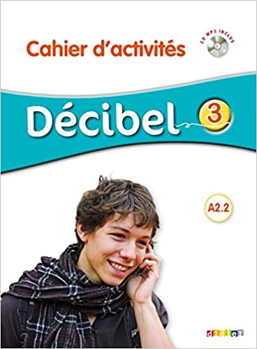 DECIBEL 3  CAHIER CD