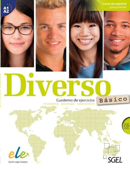 DIVERSO BASICO Workbook+CD