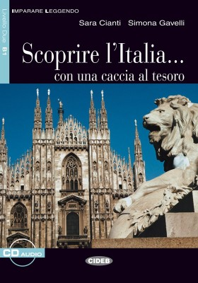 SCOPRIRE L'ITALIA+CD   B1