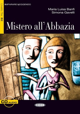 MISTERO ALL'ABBAZIA+CD  B2