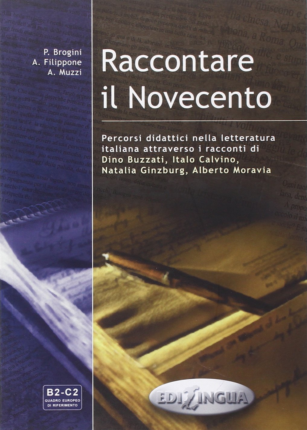 Raccontare il Novecento - 116 pages